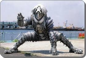 仮面ライダー555 スパイダーオルフェノク